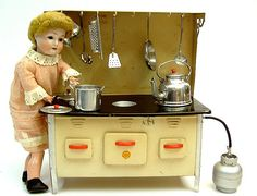 Vintage Kitchen 50s by wagner_arts,