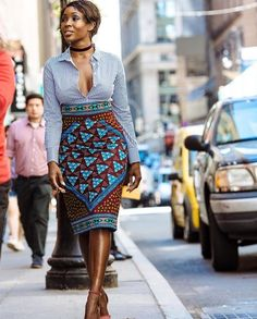 cool ~DKK ~ Latest African fashion, Ankara, kitenge, African women dresses, African p. African Dresses For Women, African Print Dresses, African Attire, African Fashion Dresses, African Wear, African Women, African Prints, African Style, Ankara Dress Styles