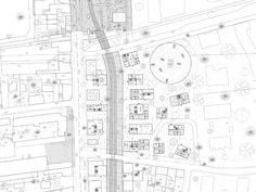 Masterplan for Bègles and Villenave d'Ornon   Bordeaux France   OMA « World Landscape Architecture – landscape architecture webzine
