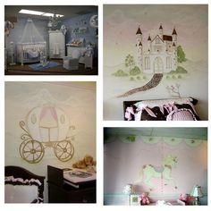 Nursery and Children's MuralsNursery and Children's Murals #ArtForKids