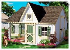 Dog Houses On Pinterest Dog Houses Awesome Dogs And Custom Dog
