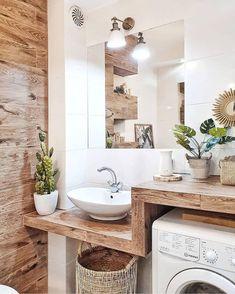 30 Quick and Easy Bathroom Decorating Ideas Modern Bathroom, Small Bathroom, Wc Bathroom, Budget Bathroom, Bathroom Ideas, Cosy Bathroom, Ideas Baños, Budget Home Decorating, Decorating Ideas