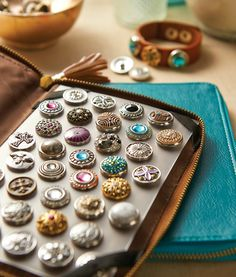 Gingersnap storage case to store and organize your own personal Gingersnap collection - New Spring 2014- Now available at our shop!