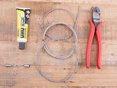 DIY tutorial: Een armband van snaren maken via DaWanda.com