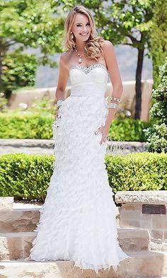 Long Strapless White Prom Dress by BG Haute at PromGirl.com http://www.promgirl.com/shop/dresses/viewitem-PD763724