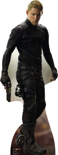 Jupiter Ascending - Caine Wise (Channing Tatum) Lifesize Standup Cardboard Cutouts at AllPosters.com