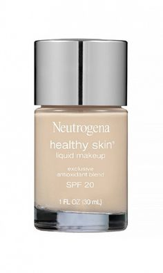 Healthy Skin Liquid Makeup by Neutrogena // #Makeup #Skin