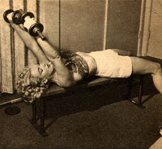 marilyn_monroe_weights_1951 | by it's better than bad