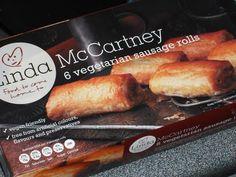 Linda McCartney Sausage Rolls