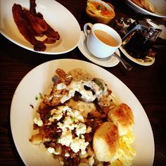 French Press is the perfect place to grab a fabulous brunch and a cup of coffee.