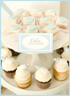 classic baby shower designed by Kate Landers