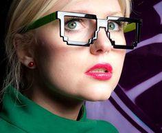 Pixel Frame Glasses