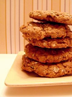 Vermont Maple Oatmeal Cookies