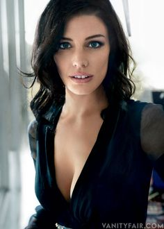 JESSICA PARE:The Sexy Mrs. Draper: Mad Men's Megan on Her Breakout Season | Hollywood | Vanity Fair  SHE IS AWESOME ON MAD MEN..