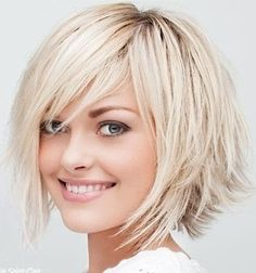 Short hair cuts for fine hair in concert with dye hair inspirations. 29 amazing short haircuts for women short haircuts women hot with magenta hair types. Dye hair themes at short hair cuts for fine hair. Short Choppy Haircuts, Shaggy Bob Haircut, Short Bob Hairstyles, Hairstyles 2016, Layered Hairstyles, Choppy Cut, Trendy Hairstyles, Modern Haircuts, Pixie Haircuts