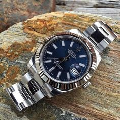 Rolex DateJust II - watches, military, cartier, expensive, nixon, fossil watch *ad