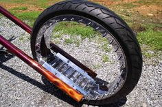 moto con llanta de carro - Buscar con Google