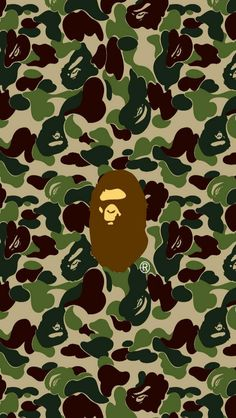 Bathing Ape Wallpaper