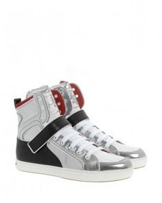 High Tops Dsquared