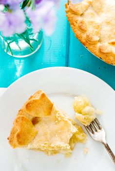 My Grandma's apple pie was always my favourite. The crust was almost like shortbread. Soft, but not soggy. The pastry was sprinkled with sugar, yet not too sweet. In the last 20 odd years I have tr. Apple Pie Recipes, Fall Recipes, My Recipes, Baking Recipes, Dessert Recipes, Favorite Recipes, Desserts, Honey Cloud Pancakes, Grandmas Apple Pie