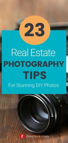 Learn how to take great listing pictures that will impress other agents on your MLS and buyers on Zillow. So to help make your life easier, we talked to 23 agents and brokers and asked them for their best real estate photography tips. Real Estate Photography, Photography Tips, Diy Photo, Real Estate Marketing, Improve Yourself, Learning, Life, Pictures, Photos