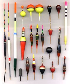 Float Types And How to Make Your Own Fishing Floats