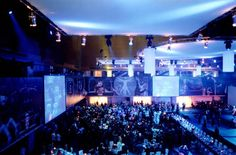 Organization of Gala Dinner for Amway Rome #events #exhibition #eventi villaniandco.it