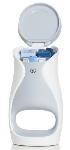 The Nu Skin AgeLOC Me houses your personalized skincare regimen in one easy package