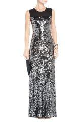 BCBGMAXAZRIA - SHOP BY CATEGORY: DRESSES: VIEW ALL: LORETTA EVENING DRESS