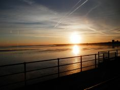 Sunset from Southend Pier