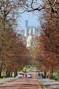 Greenwich Park.  London, ENGLAND.  (by LondonCamera, via Flickr)