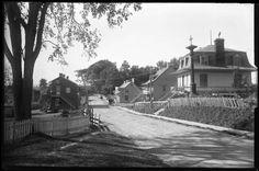 Beauport - Avenue Royale / Fred C. Würtele . - octobre 1897 Source: Bibliothèque et Archives nationales du Québec