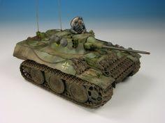 VK1602 Leopard 1/35 Scale Model