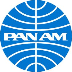 Pan Am Southern. A freight railroad jointly owned by Norfolk Southern Railway and Pan Am Railways. Pan Am, American Logo, Airline Logo, Saul Bass, Vintage Travel, Vintage Airline, Iron On Patches, Logo Design, Graphic Design