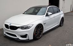 White Bmw 3 Series, Bmw M Series, Bmw White, F80 M3, Aftermarket Wheels, Dreads Girl, Bmw 328i, Alpine White, Bmw S