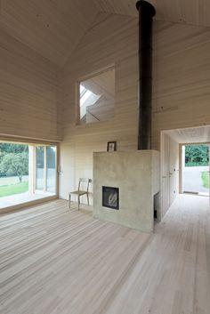 Wochenendhaus bei Salzburg von LP Architektur / Locker gruppierter Weiler - Architektur und Architekten - News / Meldungen / Nachrichten - ...