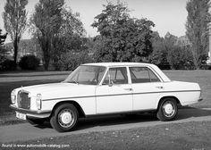 1968 Mercedes-Benz 220 ( Daimler AG)