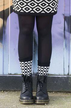 Bonnie Doon Rok Aztec Skirt. Heerlijk winterrokje bij Beenmodeonline.nl
