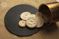 moldes caseros para galletas con pasta de sal.