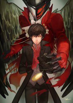 Persona 5 by yakusokudayo