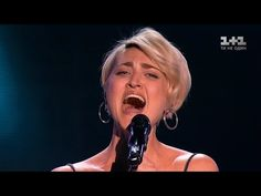 "Vira Kekelia ""Spu sobi sama"" - blind Audition – The Voice of Ukraine – s..."