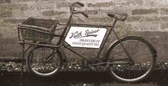 Did you know that Dorset Tea pioneer Keith Spicer used to deliver tea on his bike, and used his mother's Bournemouth kitchen as the blending room in 1934?