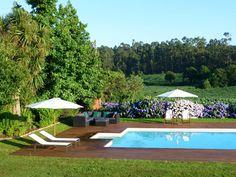 Casa de Campo com piscina - Mansões para Alugar em Balazar