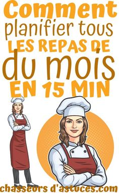 Vous en avez marre de faire les courses chaque semaine? Découvrez comment planifier un repas pour un mois en seulement 15 minutes! Vous en avez marre de faire les courses chaque semaine? Découvrez comment planifier un repas pour un mois en seulement 15 minutes! Vous en avez marre de faire les courses chaque semaine? Découvrez comment planifier un repas pour un mois en seulement 15 minutes! #chasseursdastuces Batch Cooking, Good To Know, How To Plan, Jean Michel, Courses, Bullet Journal, Construction, Nutrition, Drink