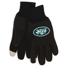 New York Jets Technology Gloves: New York Jets Technology Gloves Cheer on your favourite team with these New York Jets technology gloves!…
