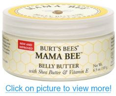 Burt's Bees Mama Bee Belly Butter, 6.5 Ounce