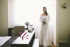 Lista para casarse en #Rafaelhoteles #Atocha