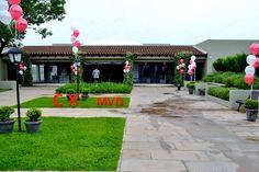 Evento empresarial, en Villa Domus