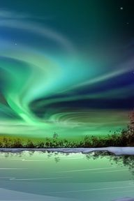 ✯ Northern Lights