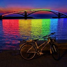 Rainbow Bridge, Taiwan
